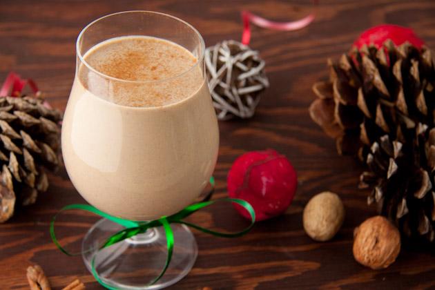 Dairy-free-Eggnog | Beverley Bateman | Christmas